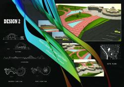 طراحی مرکز فرهنگی پلان زیبا طراحی دقیق و اجرایی